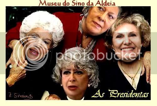 Museu 45 - As Presidentas