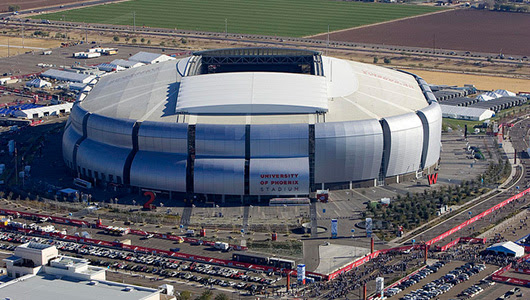 Super Bowl 2015 - Endspiel der NFL in Arizona