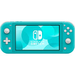 Nintendo Switch Lite Turquoise Gaming Console