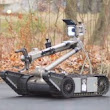 Robots take on World Cup security