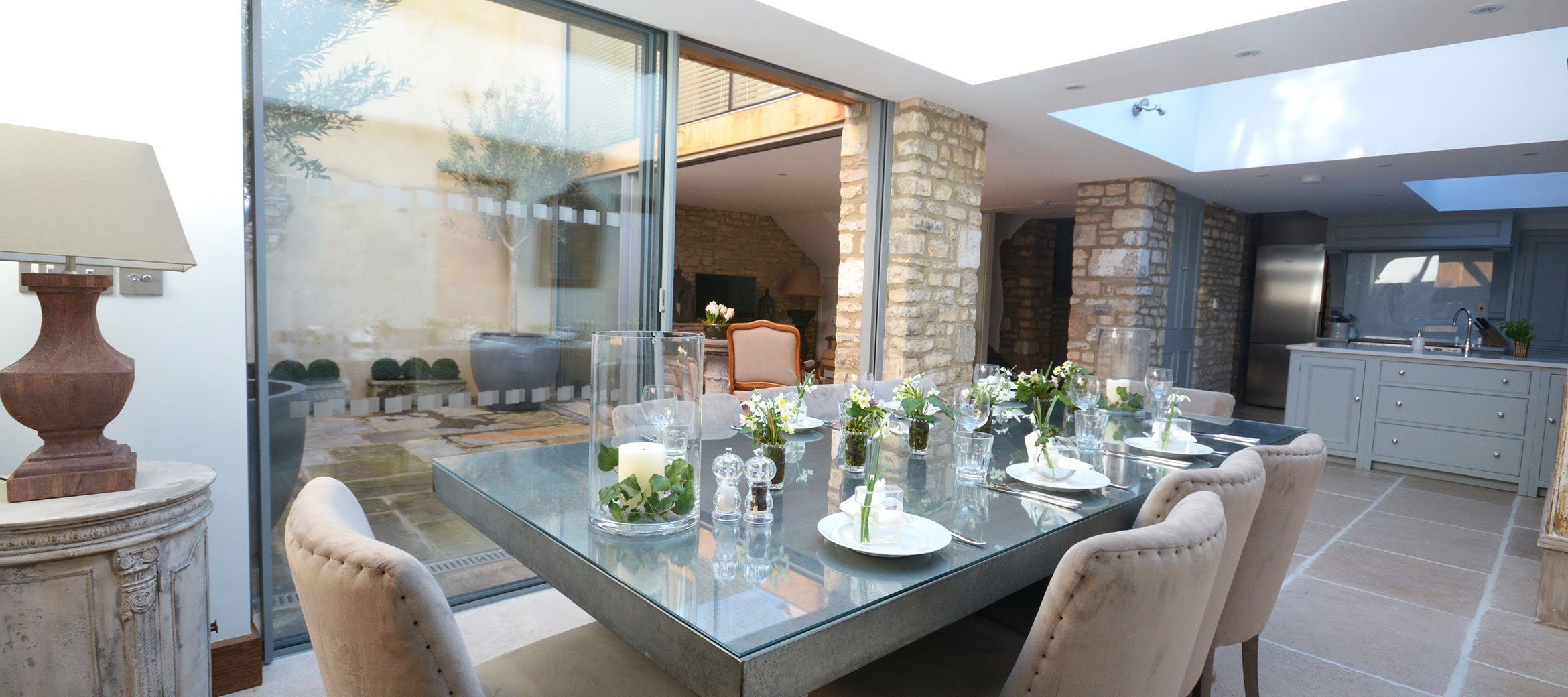 Stunning Cotswold Cottage Kitchen Full Home Tour over on Modern Country Style