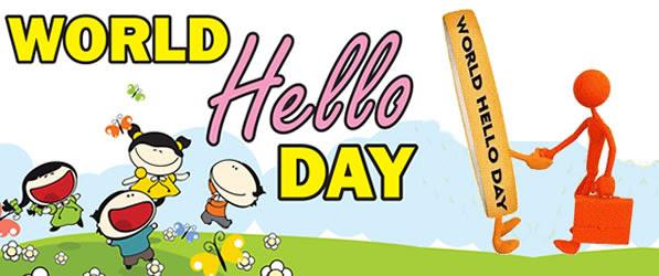 Παγκόσμια Ημέρα Χαιρετισμού