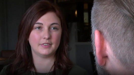 Reunited dad and daughter drink at same pub - BBC News