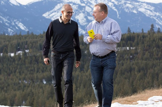 Stephen Elop and the fall of Nokia revisited