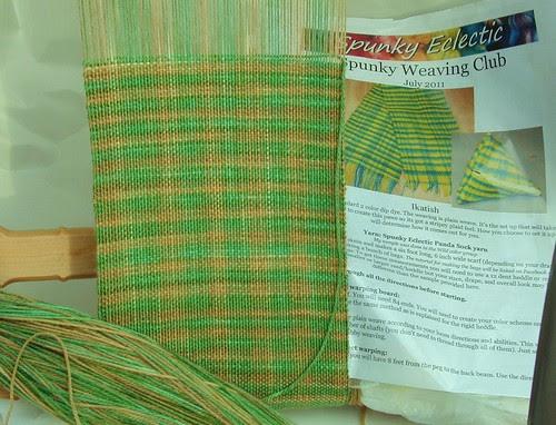 Weaving Club 2011
