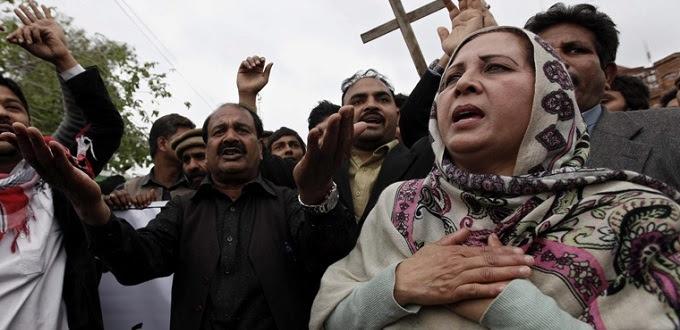 42 cristianos condenados por terrorismo