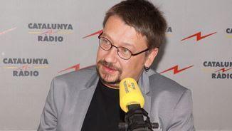 El líder d'En Comú Podem, Xavier Domènech