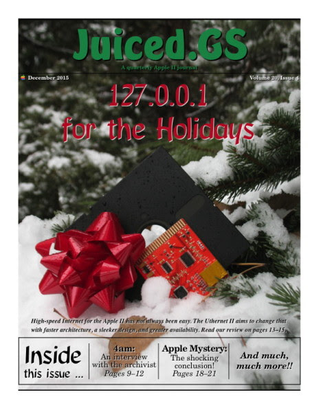Enjoy Juiced.GS Volume 20, Issue 4 (December 2015) | Juiced.GS