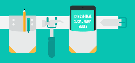 13 Must-Have Social Media Skills | Sprout Social
