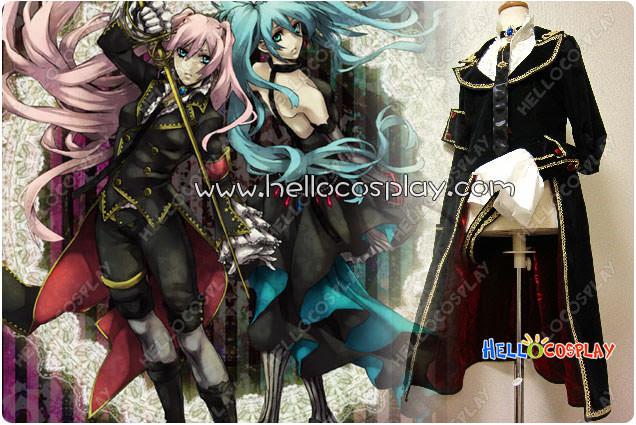 Vocaloid 2 Taiyou To Tsuki No Rondo Luka Megurine Costume