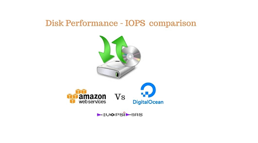 IOPS - Benchmarking Disk I/O - AWS Vs DigitalOcean - DevopsIdeas