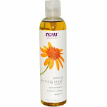 Now Foods Arnica Warming Relief Massage Oil 8 fl oz