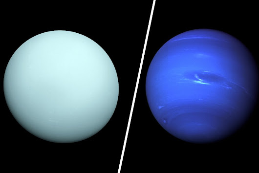 Why Is Uranus Colder Than Neptune Despite Neptune Being Farther From The Sun?