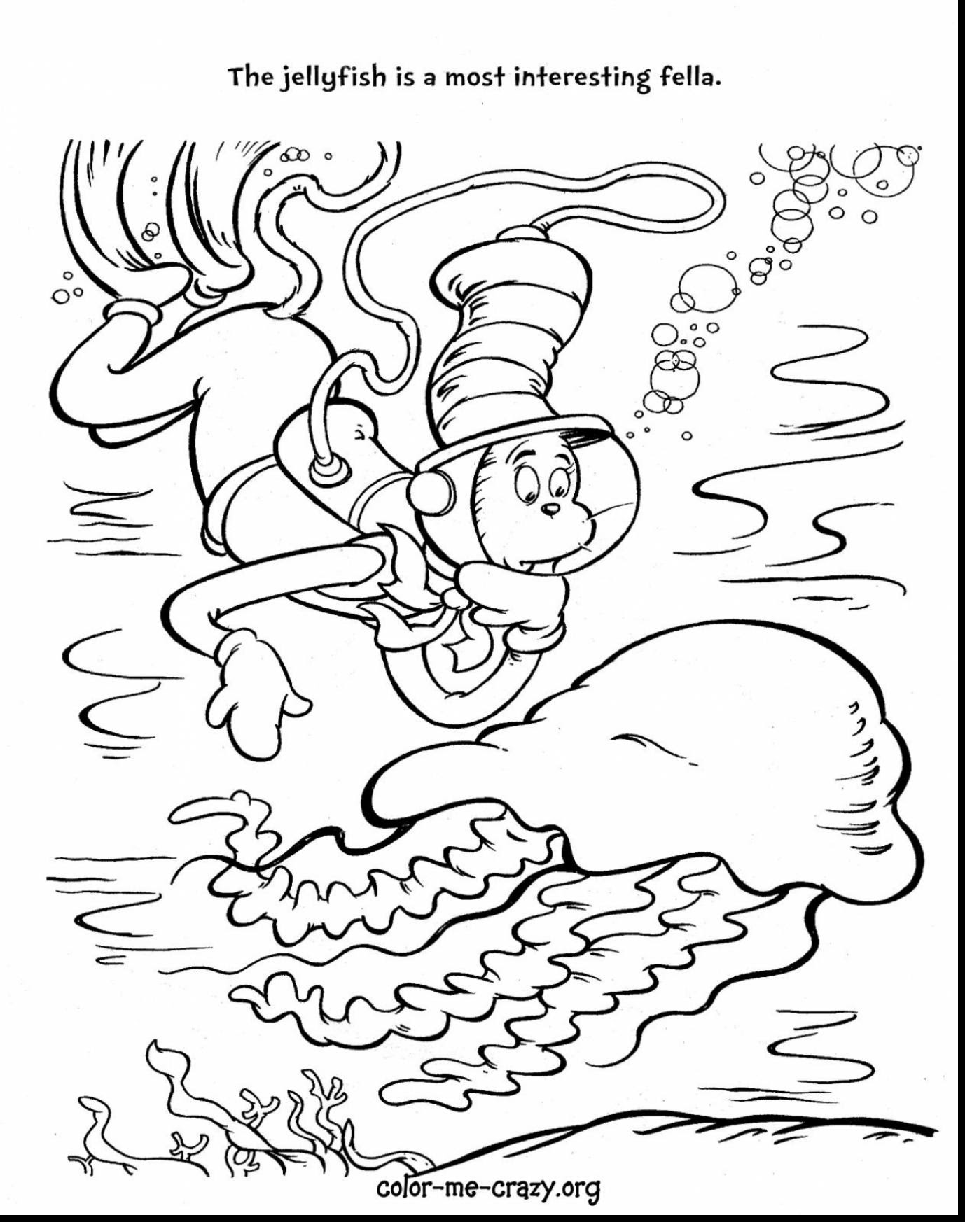 5600 Top Coloring Pages For Cat In The Hat  Images