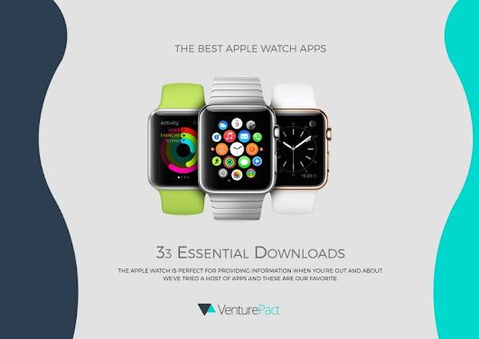 The Best Apple Watch Apps - 33 Essential Downloads