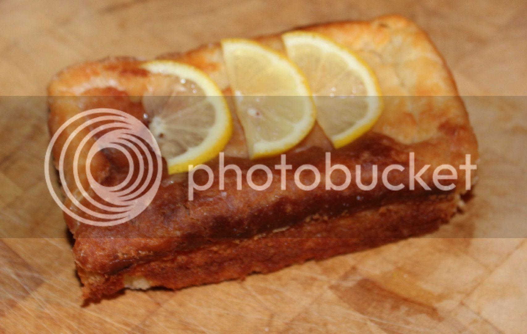 sugar free lemon drizzle