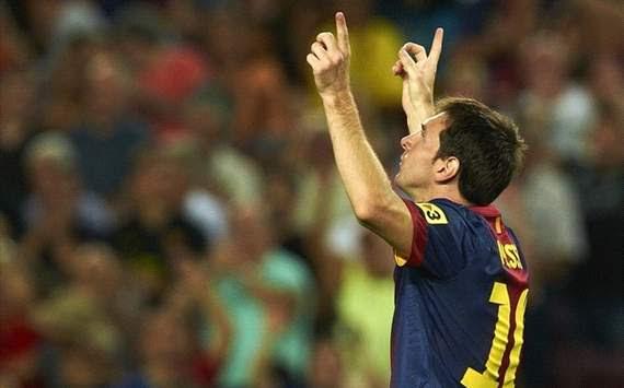 Lionel Messi - FC Barcelona, Real Sociedad