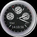 Watch Design Clock
