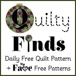 Quilty Finds Daily Free Quilt Patterns