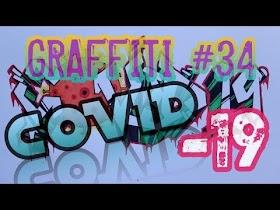 Grafiti Covid 19 Keren