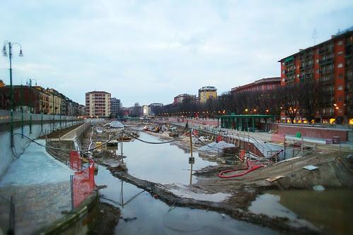 L'ora delle fine dei lavori in #darsena?! by Ylbert Durishti