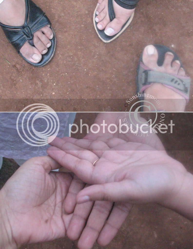 Simran, Alka and I