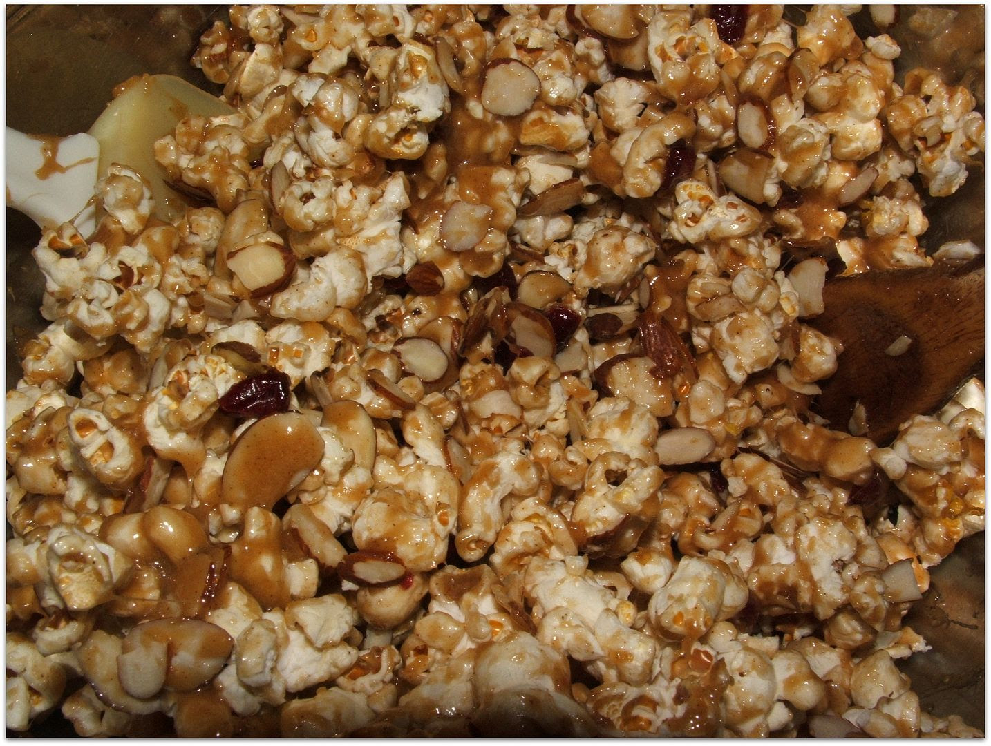 caramel popcorn by Angie Ouellette-Tower for godsgrowinggarden.com photo 006_zpsdab0e334.jpg