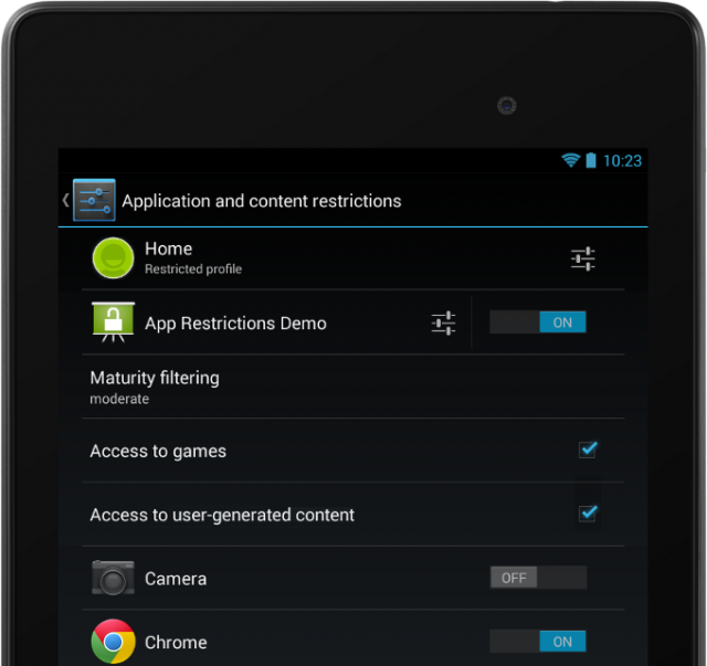 AndroiDreamer: Multiple User Accounts Coming Soon To