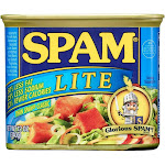 Spam Lite Lunch Meat 12 oz