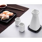 HeatTHAT! Sake Bottle/Cup Set