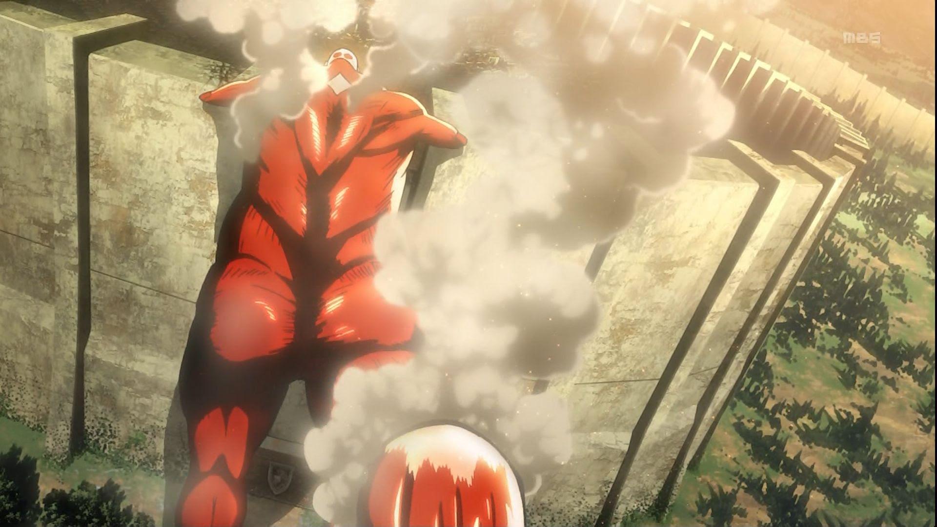 Attack On Titan Episode 1 One Pixel Jump