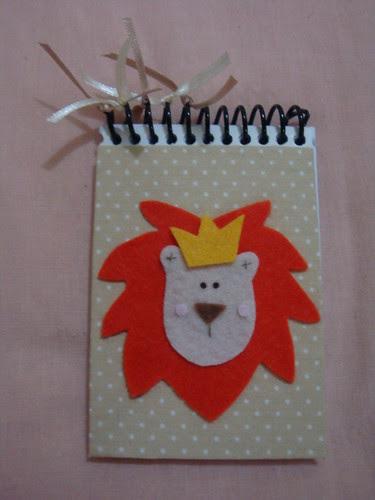 Rei leão! by Menina Prendada -