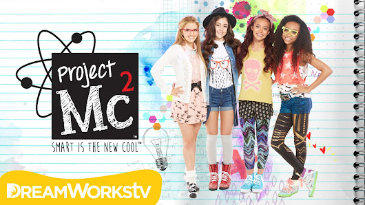 Imagen: Project Mc² | OFFICIAL TRAILER - YouTube