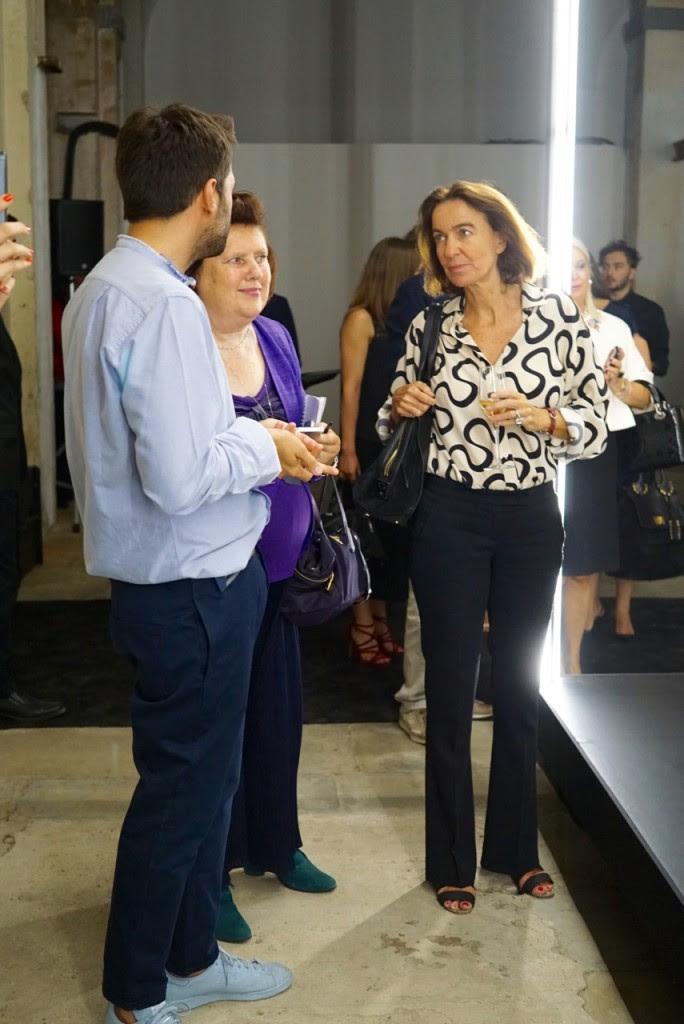 Também à sua CEO, Laudomia Pucci, filha do criador da marca.