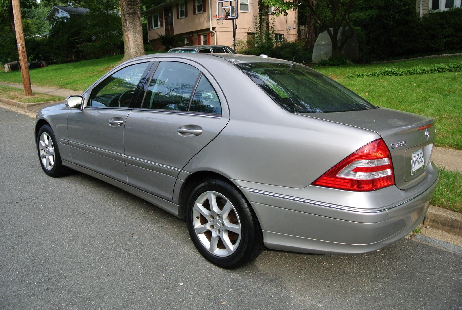 2007 Mercedes-Benz C-Class - Trim Information - CarGurus