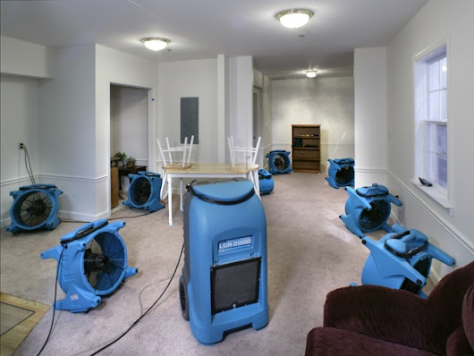 Water Damage Restoration Gets Easier with V Water Damage Company in the Scene | PRLog