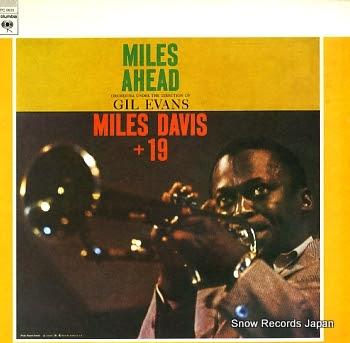 DAVIS, MILES miles ahead
