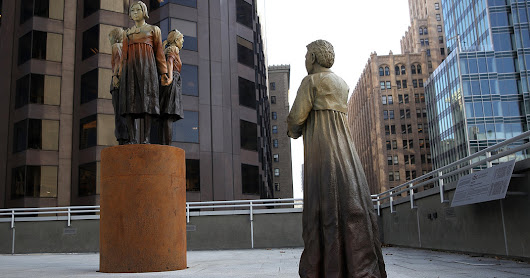 'Comfort Women' Statue in San Francisco Leads a Japanese City to Cut Ties
