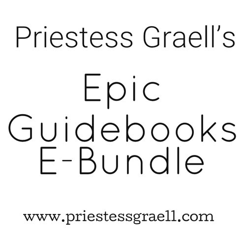 Graell's Guidebooks E-Bundle | Priestess Graell | Midwife of the Veils | Ashland, Oregon