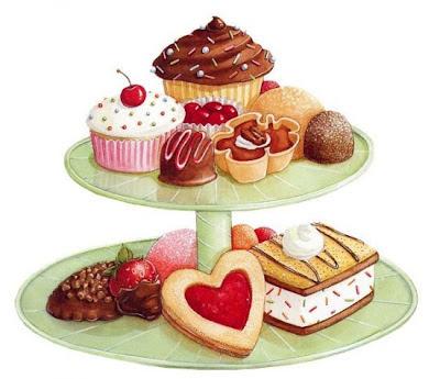 Mis recetas más dulces