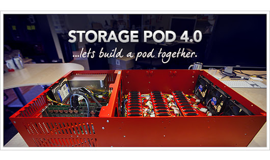 Backblaze Blog    » Storage Pod 4.0: Direct Wire Drives –  Faster, Simpler and Less Expensive