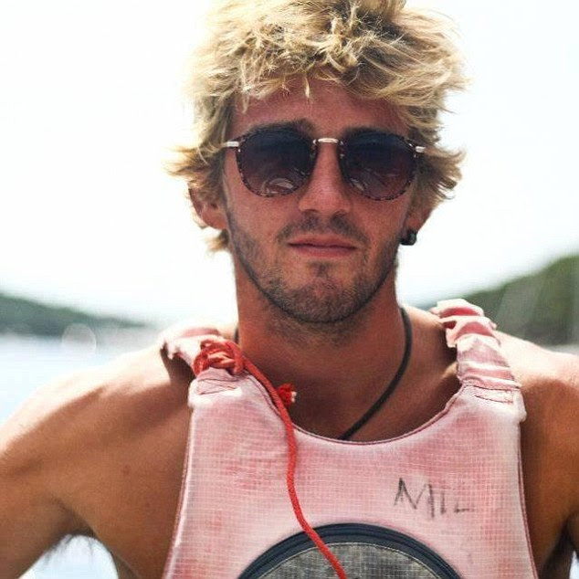 Michael Hanlon, known to his friends as Milo, died while working as a deckhand on the boat in April 2013