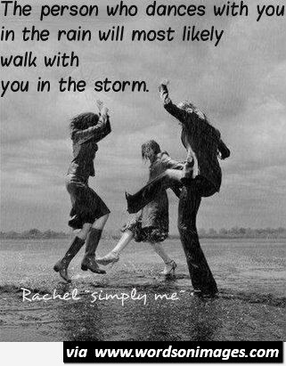 Dance In The Rain Quote Dance In The Rain Quote Quotes Links