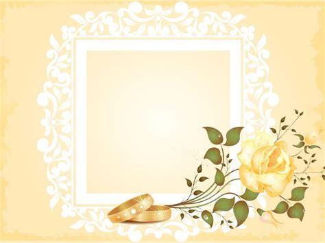 Wedding Photo Album Powerpoint Templates   Border & Frames