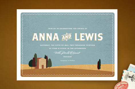 20 Cool Wedding Invitations | Indie Wedding Guide