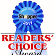 Anoka County Shopper - 2017 Readers' Choice Award