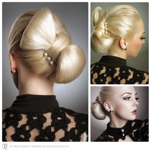 mOrkcgOlTgE Elegant Christmas Hairstyle Ideas