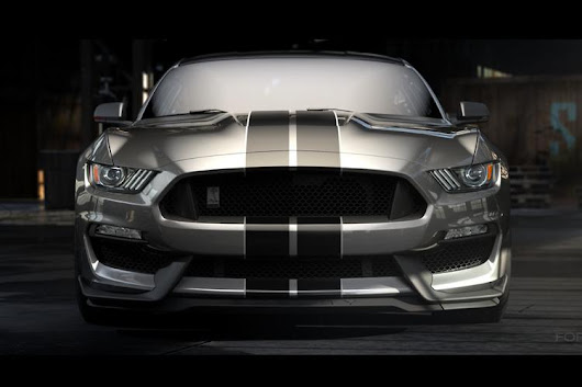 Ford readying 530kW super 'Stang - Photos