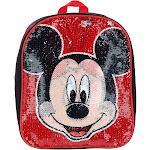 Disney Kids' Mickey and Minnie Mouse 12-Inch Reversible Flip Sequin