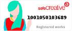 Safe Creative #1001050103689